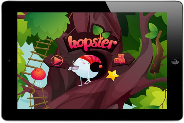 Copied from Kidscreen - hopster