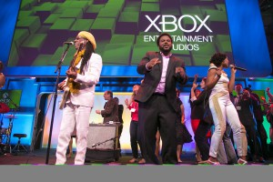 Nile Rogers & Chic with Craig Robinson