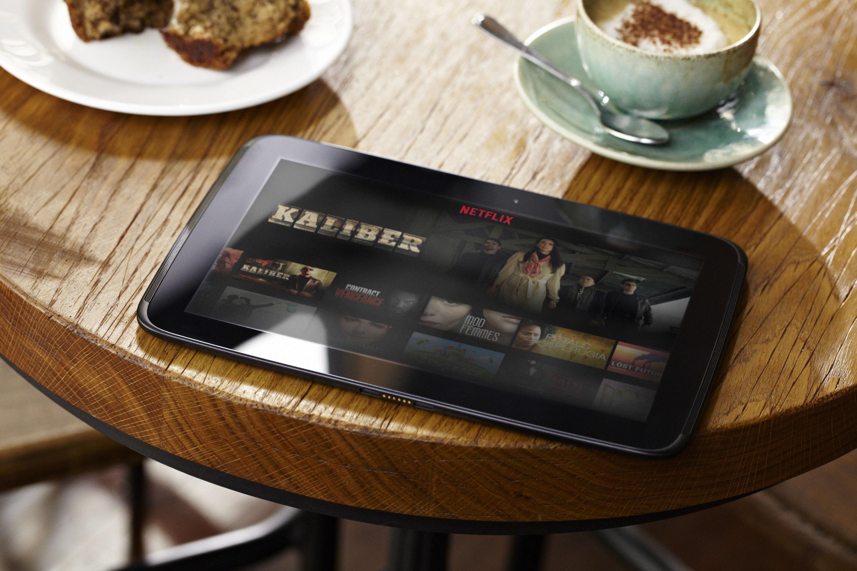 Netflixcafe
