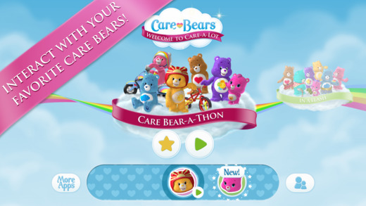 Streamdaily american greetings entertainment apple tv gets care bears interactive episode american greetings entertainment m4hsunfo
